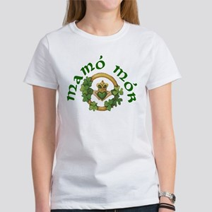 Great-Grandma (Claddagh) Women's T-Shirt