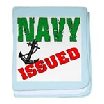 Navy Issued baby blanket