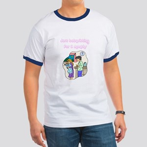 3-justbabysitting T-Shirt