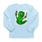 The Original Angry Long Sleeve Infant T-Shirt
