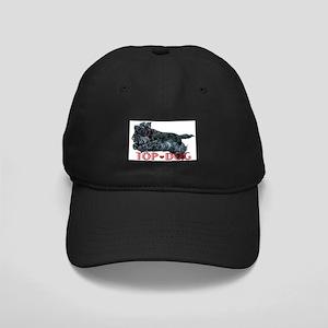 Top Dog Scottish Terrier Black Cap