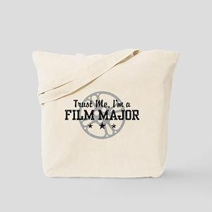 Trust Me I'm a Film Major Tote Bag