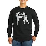 Fight! Long Sleeve Dark T-Shirt