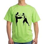 Fight! Green T-Shirt