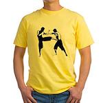 Fight! Yellow T-Shirt
