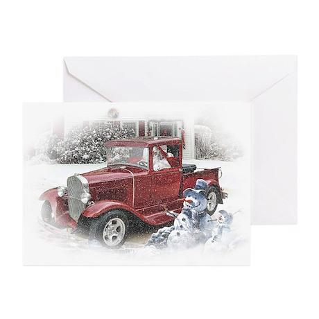Rat Rod Studios Christmas Cards 7(Pk of 10)