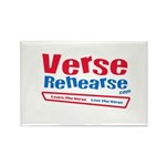 Verse Rehearse Rectangle Magnet (10 pack)