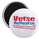 """Verse Rehearse 2.25"""" Magnet (10 pack)"""