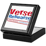 Verse Rehearse Keepsake Box