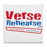 Verse Rehearse Tile Coaster