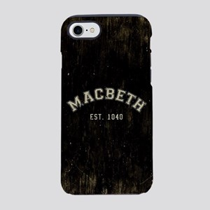 Retro Macbeth iPhone 7 Tough Case