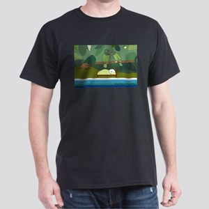 Sweet Dream in Puerto Rico Dark T-Shirt