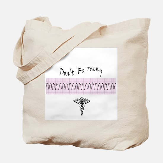 A Tachy Medical Tote Bag