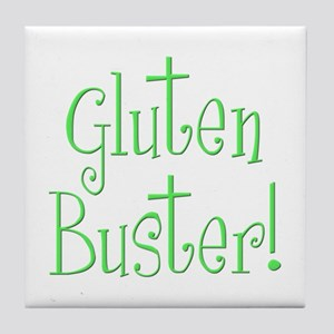 Gluten Busters Tile Coaster