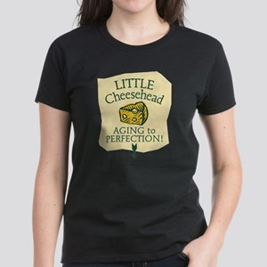 Little Cheesehead Women's Dark T-Shirt