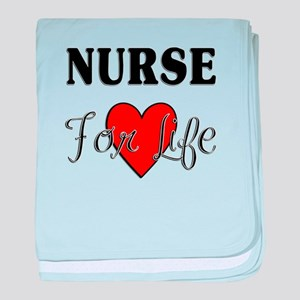 Nurse For Life baby blanket
