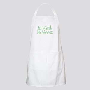 No Wheat No Worries Apron