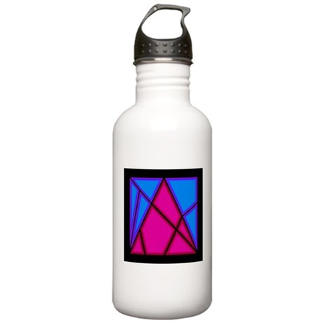 Archimedes Puzzle Stainless Water Bottle 1.0L
