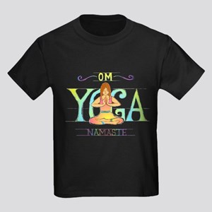 Namaste Kids Dark T-Shirt
