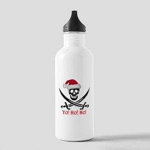 Yo! Ho! Ho! Stainless Water Bottle 1.0L