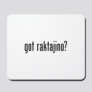 Got Raktajino Mousepad