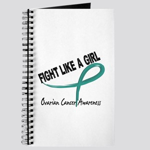 Licensed Fight Like A Girl 7.3 Ovarian Can Journal