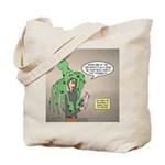 Squid Effects Tote Bag