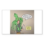 Squid Effects Sticker (Rectangle 50 pk)