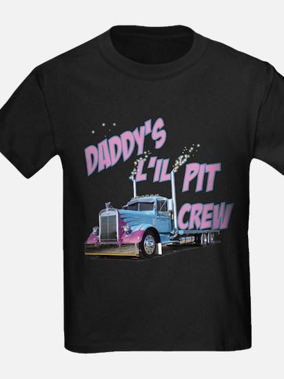 Daddy's L'il Pit Crew T