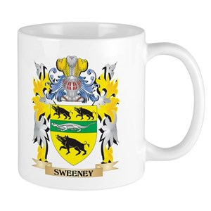 Sweeney family crest gifts cafepress altavistaventures Image collections