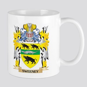 Sweeney family crest gifts cafepress sweeney family crest coat of arms mugs thecheapjerseys Gallery