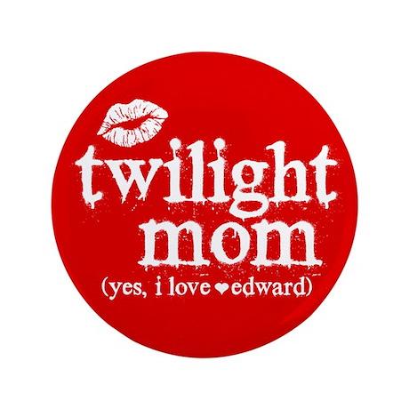 "Twilight Mom 3.5"" Button"