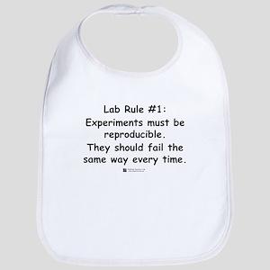 Experiment must be reproducib Bib