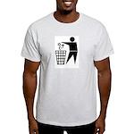 Atheist Ash Grey T-Shirt
