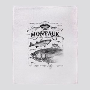Montauk Throw Blanket