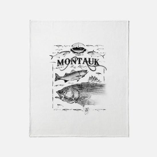Montauk Throw Blanket