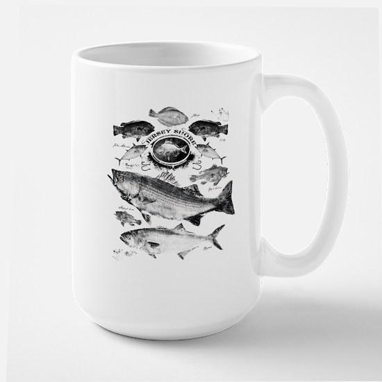 Jersey Shore Large Mug