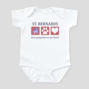 Saint Bernard Lover Infant Bodysuit
