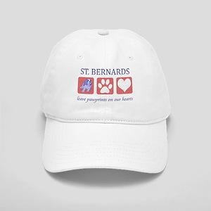 Saint Bernard Lover Cap