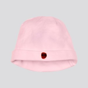 RED red baby hat