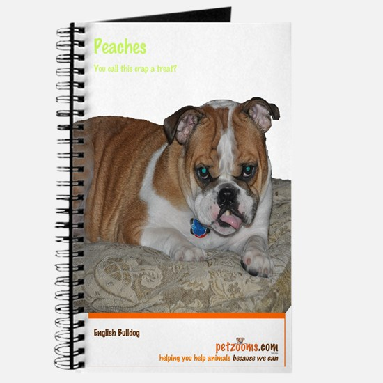 """""""You call this crap a treat?"""" Journal"""