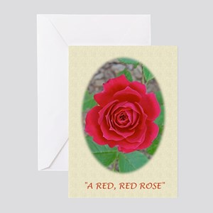 Love, Romance Poem Greeting Cards (Pk of 20)