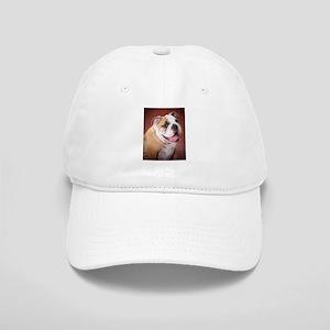 English Bulldog Puppy Cap