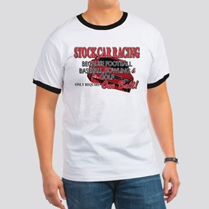 Stock Car Auto Racing Ringer T