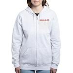 Dukakis '88 Women's Zip Hoodie
