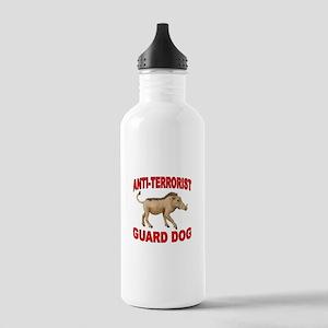 RUN ABDUL RUN Stainless Water Bottle 1.0L