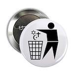 "Trash Religion 2.25"" Button (10 pack)"