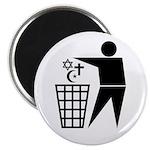 Trash Religion Magnet