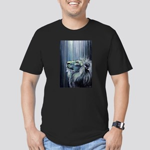 Illumination Men's Fitted T-Shirt (dark)