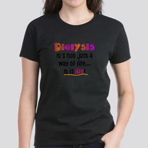 Dialysis Women's Dark T-Shirt